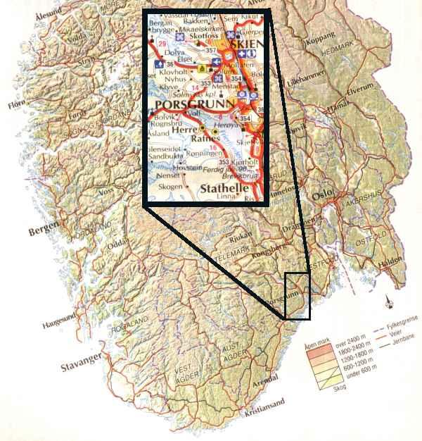 porsgrunn kart ØRJANS SECRET CAVE porsgrunn kart